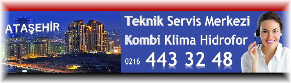 Ataşehir Servisi
